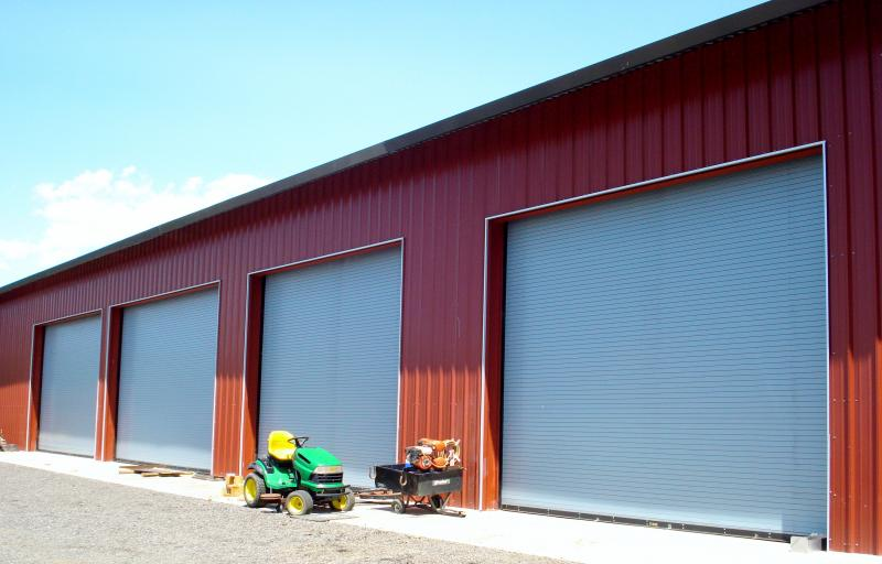 Exceptional We Specialize In Large Roll Up Doors.